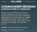 Galra Commanders
