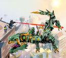 70612 Le dragon d'acier de Lloyd