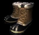 Прорезиненная обувь