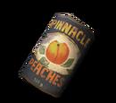 Банка персиков