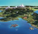 The 19 Regions of Auradon