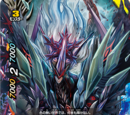 Dark Black Crystal Dragon, Athora