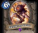 Skulking Geist