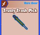 Trusty Trash Pick