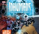 Inhumans: Once and Future Kings Vol 1 1