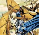 Man-Bat Commandos/Gallery