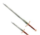 Épée bâtarde (Rogue)