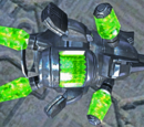 Hunter Fuel Rod Cannon