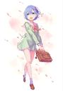 Flor de cereza Rem.png