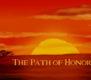 The Path of Honor