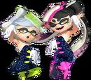 Squid Sisters (NCM)
