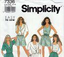 Simplicity 7336 B