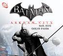 Batman: Arkham City (Collected)