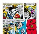 Matthew Schroeder/Marvel Comics: Wolverine Getting Punched