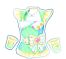 Lovely Mint Letter Coord
