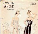 Vogue 7498 A