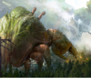 """Cloverfield monster/""""Calling All Robots!:"""" Disney's un-made Kaiju epic"""
