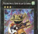 Muzurritmo el Genio de las Guitarras
