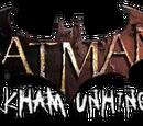 Batman: Arkham Unhinged 1
