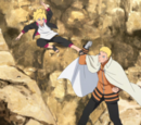 Naruto Gaiden: The Seventh Hokage and the Scarlet Spring