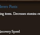 Wanderers Pants
