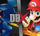 Mario vs Mickey Mouse