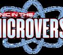 Justice League of America: Pánico en el Microverso