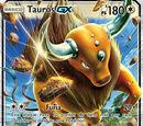Tauros-GX (Sol y Luna TCG)