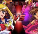 Sailor Moon VS Cardcaptor Sakura