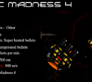 Xionic Madness 4 weapons