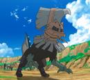 Gladion's Type: Null (anime)