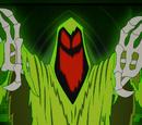 Zielony fantom
