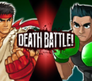 Little Mac VS Ryu