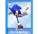 Sonic Rivals stock artwork