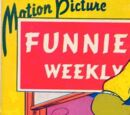 Motion Picture Funnies Weekly Vol 1 1