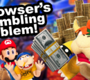 Bowser's Gambling Problem!