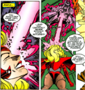 Candra (Earth-616) vs. Remy LeBeau (Earth-616) from Gambit Vol 1 3 001.png