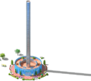 Observation Tower (Geyser)