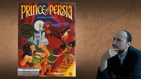 """Gaming History Prince of Persia """"The Cinematic Platformer"""""""