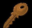 Ключ от дома управляющего банком