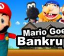 Mario Goes Bankrupt!