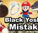 Black Yoshi's Mistake!