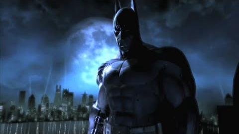Batman Arkham Asylum - I oficjalny zwiastun