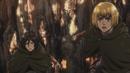 Armin and Mikasa watch as Ymir eats Christa.png
