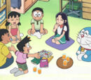 Nobita Raises Princess Kaguya