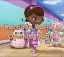 Karaoke Katie's Opening Night