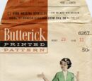 Butterick 6267 B