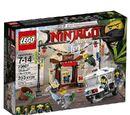 70607 Ninjago City Chase