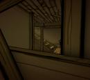 Секретная лестница