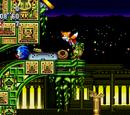 Stardust Speedway Zone (Sonic Mania)/Gallery